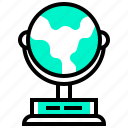 geography, globe, museum, simulating, world