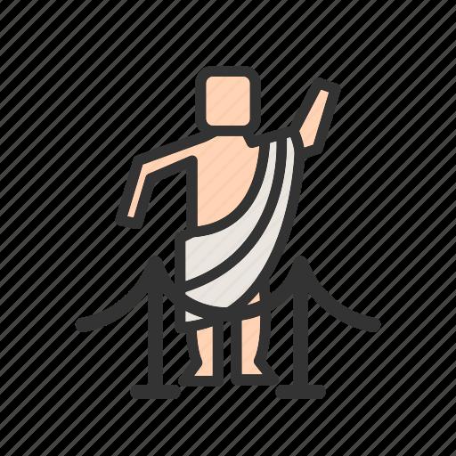 god, greek, mythology, old, sculpture, statue, zeus icon