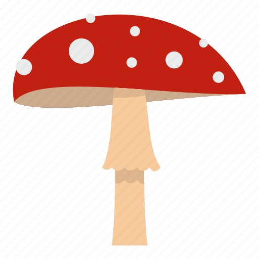 amanita, autumn, boletus, cooking, eat, food, forest icon