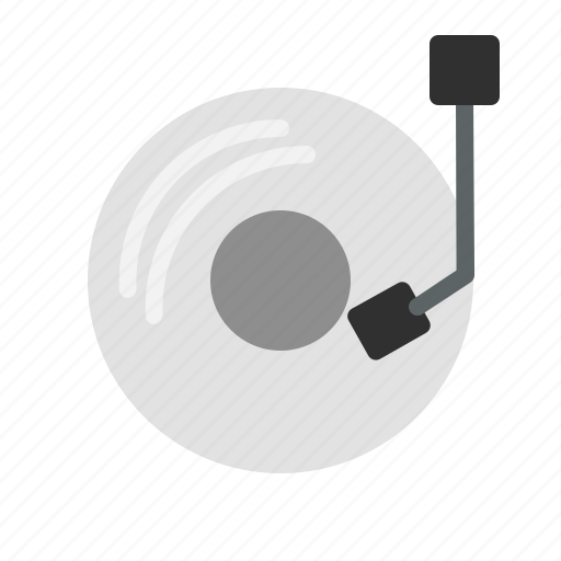 chip, disc, dj, instrument, music, song icon