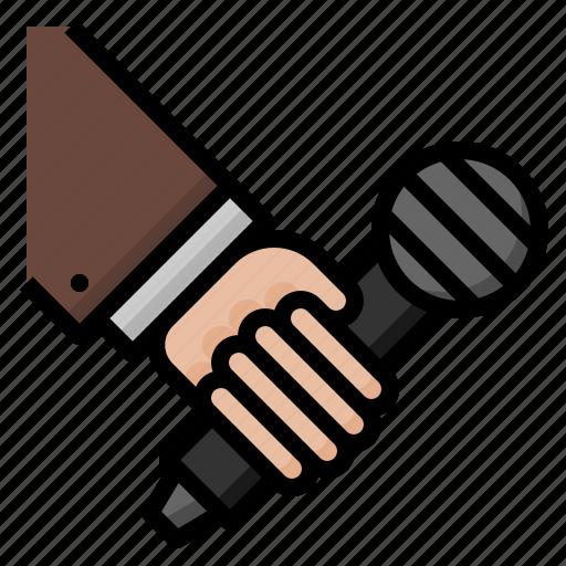 microphone, radio, recording, sound, technology, voice icon