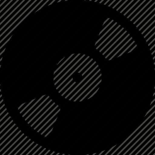 audio, cd, music, play, record, vinyl icon