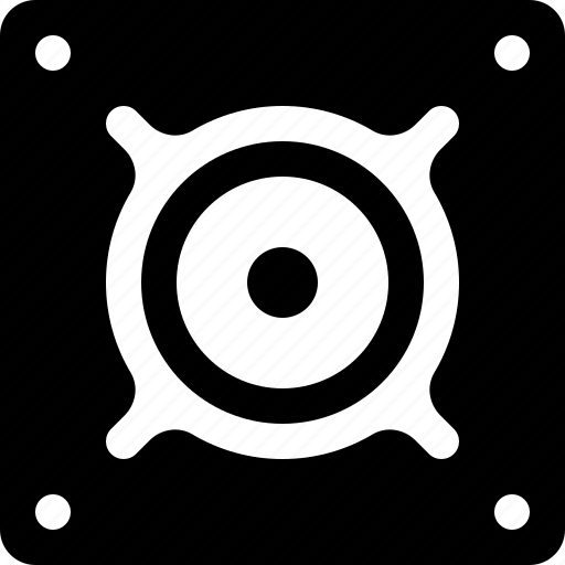audio, music, speaker icon