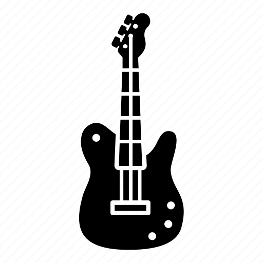 electric, guitar, instrument, music, musical, rock, solidbody icon