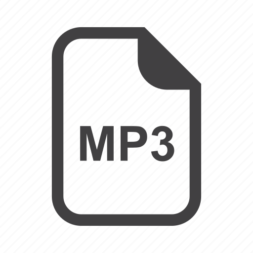 file, mp3, music, playlist, song icon