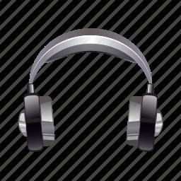 audio, earphones, earspeakers, headphones, music, sound icon