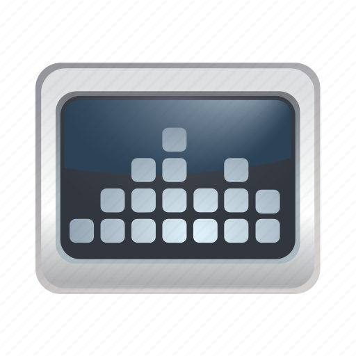 equalizer, mixer, music, sound, volume icon