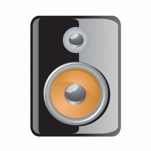loud, media, music, sound, speaker icon