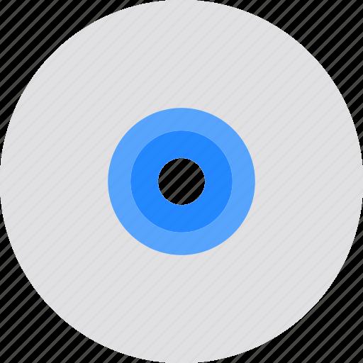 album, cd, compac disc, disc, music, vinyl icon