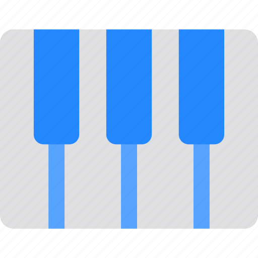 compose, instrument, keyboard, music, piano, tuts icon