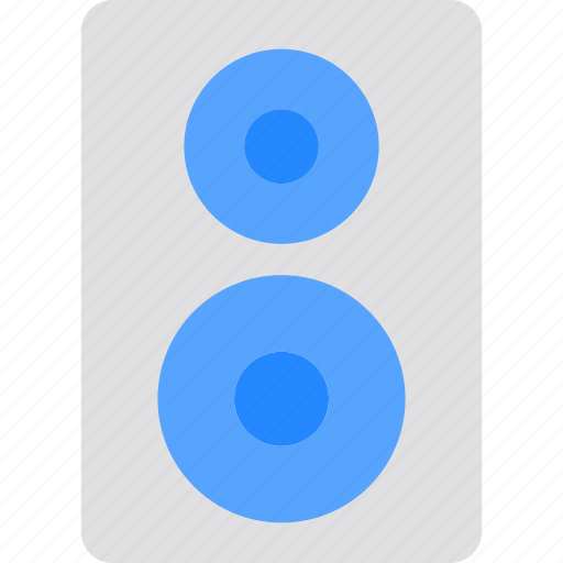 bass, music, song, sound, speaker icon