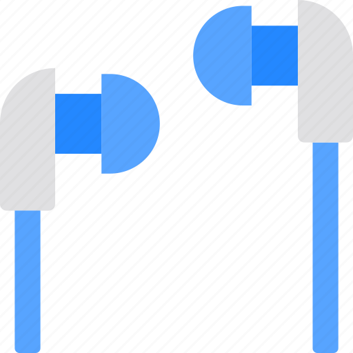 accessories, earphone, listen, music, phone, song icon