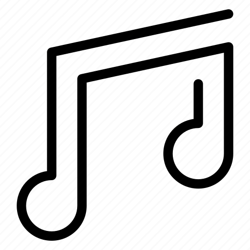 media, melodies, music, play, song, tone icon