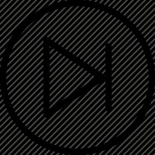 arrow, arrows, direction, forward, navigation icon