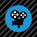 audio, camera, film, media, music, sound, video
