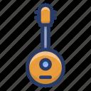 acoustic guitar, classical guitar, electric guitar, guitar, musical instrument icon