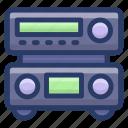 data administration, data server network, data storage, database, sql icon