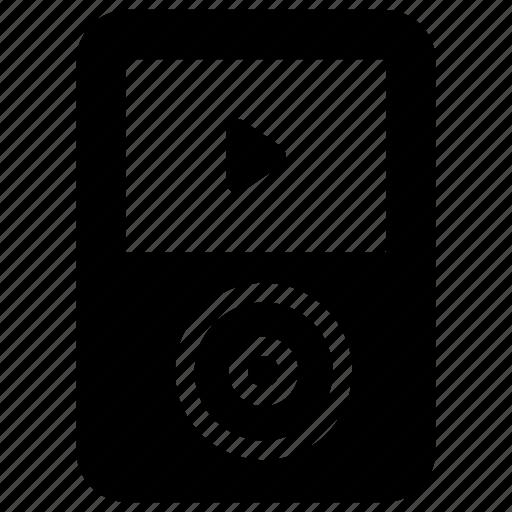 audio music, ipod, music, music player, portable device, portable ipod icon