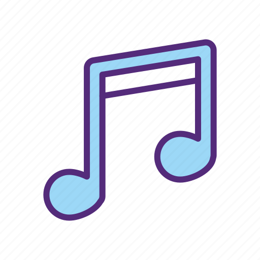audio, music, musical, note, song, sound icon