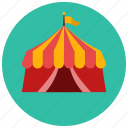 circus, entertainment, music, shows, tent