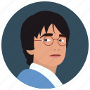 entertainment, harry potter, hogwarts, magic, movies, music, wizard icon