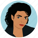 entertainment, jackson, michael, music, preformer, singer icon