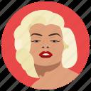 actress, beauty, diva, entertainment, marilyn, monroe, music icon