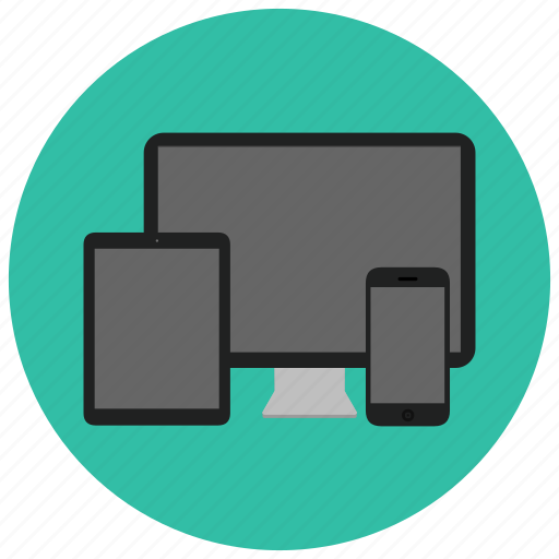 device, mobile, responsive, screen, tablet, touch icon