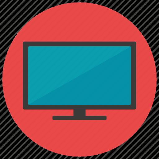 desktop, entertainment, multimedia, screen, technology, television icon