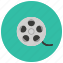 cinema, entertainment, film, movies, music, video, vintage icon
