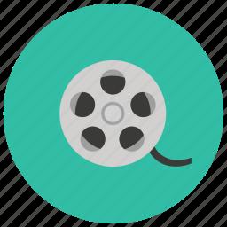 cinema, entertainment, film, movies, music, video, vintage icon