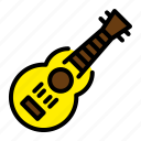 guitar, music, ukulele, instrument, orchestra icon