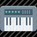 digital keyboard, electronic keyboard, piano, piano keyboard, portable keyboard