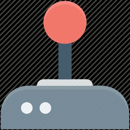 control column, joystick, playstation, videogame, xbox icon