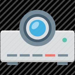 ceremonial projector, movie projector, multimedia, projector, video projector icon
