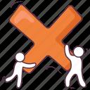 multiple, multiple button, multiple sign, multiple symbol, multiplication icon