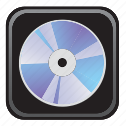 cd, data, disk, dvd, storage icon