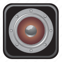 speaker, audio, music, play, player, sound