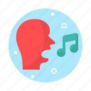 human, music, singing, song, sound