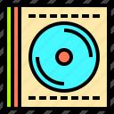 cd, mixer, music, record, sound, stereo, studio