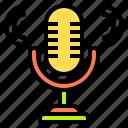 microphone, mixer, music, record, sound, stereo, studio
