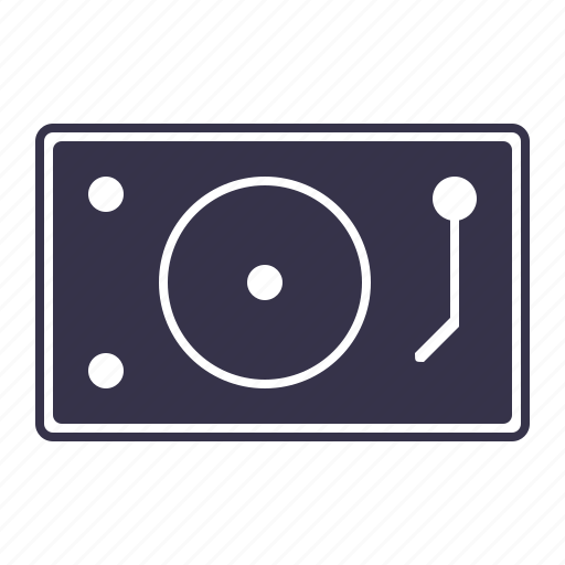 audio, media, music, player, record, sound, speaker icon
