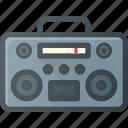 player, music, retro, casette