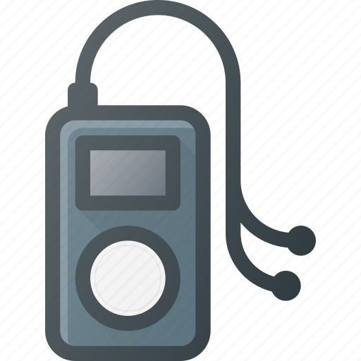 Audio, mp3, music, player icon - Download on Iconfinder
