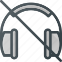 sound, headset, mute, headphone, speaker, music