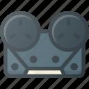 player, old, retro, casette, tape