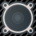 audio, music, sound, speaker, volume