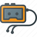 casette, listen, music, player, sound, walkman icon