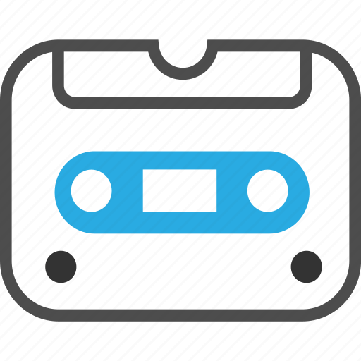 cassette, cd, compact, dvd, movie, multimedia, player icon