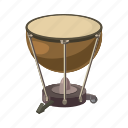 cartoon, drum, instrument, kit, music, musical, rock icon